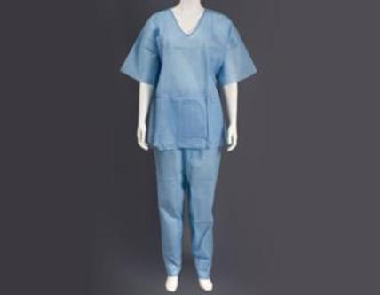 Conjunto casaca pantalon desechable - Guantes de Vinilo, Latex y Nitrilo - Bolsas de Autocierre