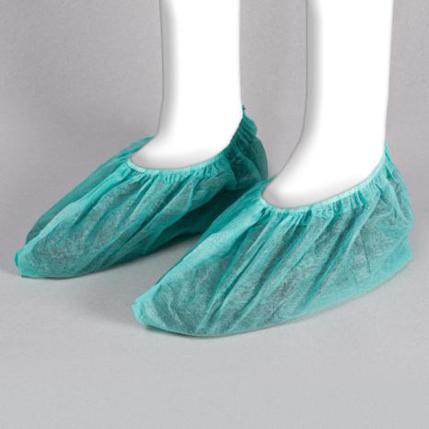 Cubrezapatos desechable de tejido no tejido - Guantes de Vinilo, Latex y Nitrilo - Bolsas de Autocierre