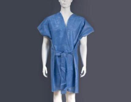Kimono desechable - Guantes de Vinilo, Latex y Nitrilo - Bolsas de Autocierre