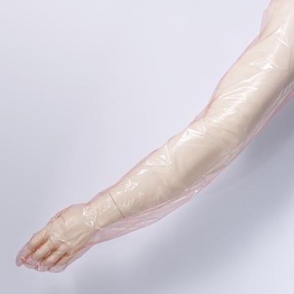 Guantes largos de plastico para veterinario aachen - Guantes de Vinilo, Latex y Nitrilo - Bolsas de Autocierre