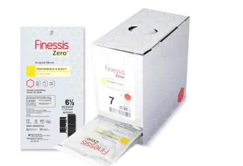 Guante cirugía sintético Finessis Zero