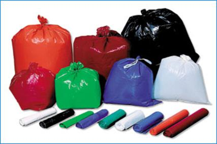 Sacos y bolsas de basura - Guantes de Vinilo, Latex y Nitrilo - Bolsas de Autocierre