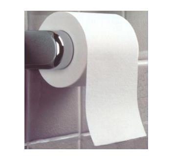 papel higiénico en rollo