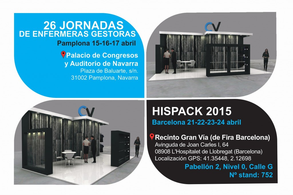 Ferias CV Protection 2015