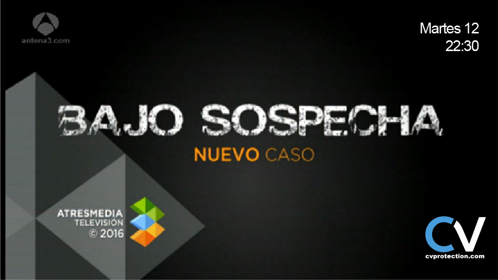 BAJO SOSPECHA CV PROTECTION