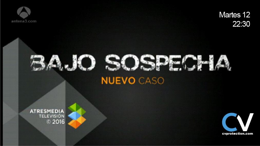 BAJO SOSPECHA CV PROTECTION