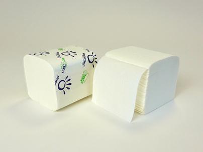 papel higiénico en formatos disgregable