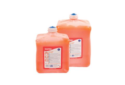 jabón suciedades fuertes orange