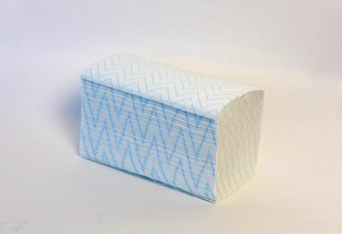 toalla disgregable en agua