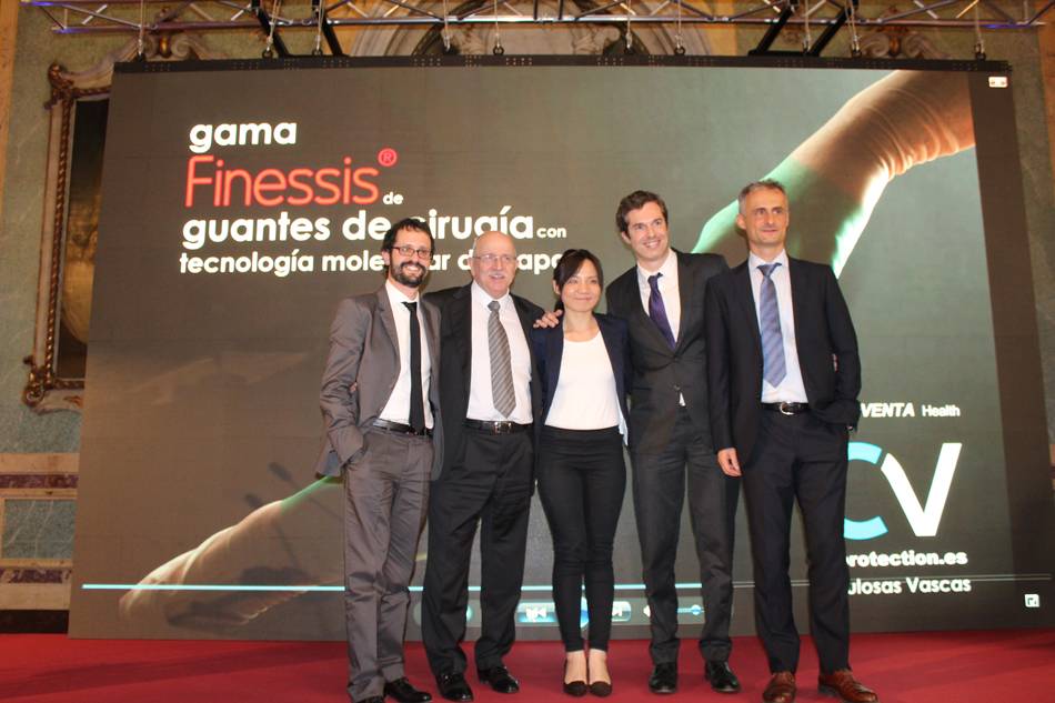 EVENTO FINESSIS CASINO DE MADRID CV PROTECTION