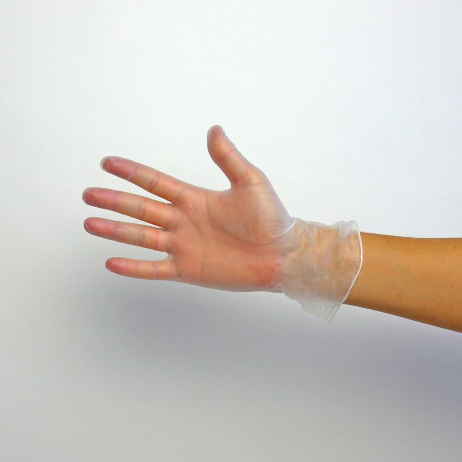 Guante de vinilo omega line pro - Guantes de Vinilo, Latex y Nitrilo - Bolsas de Autocierre
