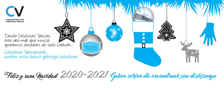 feliz navidad celulosas vascas 2020